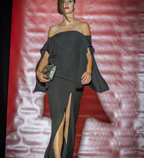 Sara Leupold Kollektion bei der Secret Fashion Show Kleid Zoe