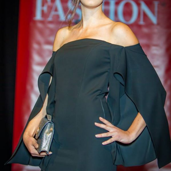 Sara Leupold Kollektion bei der Secret Fashion Show Kleid Zoe