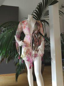 Sara Leupold Kollektion Kimono Floralis