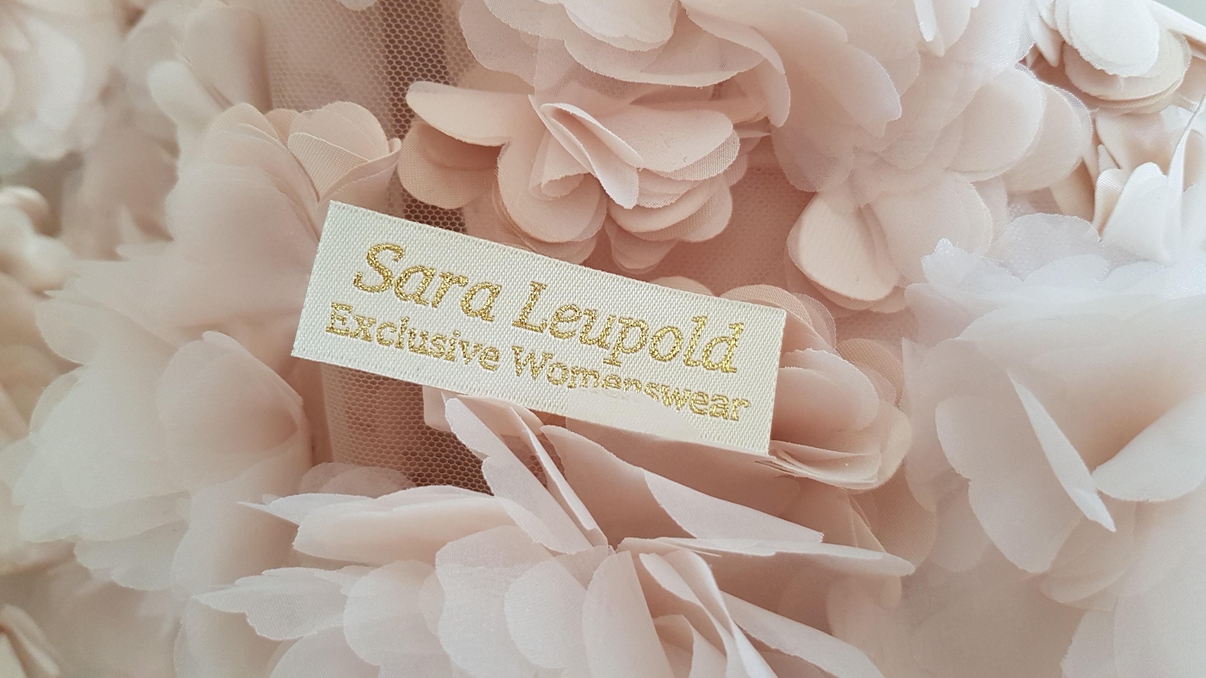Sara Leupold Couture S/S 2019