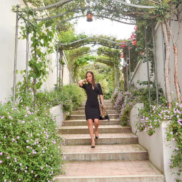 Etuikleid Estelle Sara Leupold Couture
